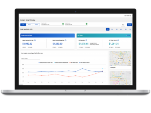 broker software dashboard showing how to get instant pricing on your shipments